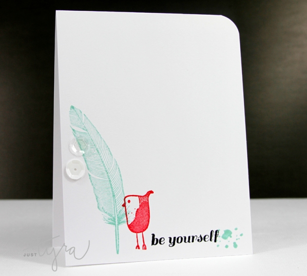 be_yourself_card
