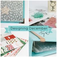 Designing December: My Personal Holiday Journal