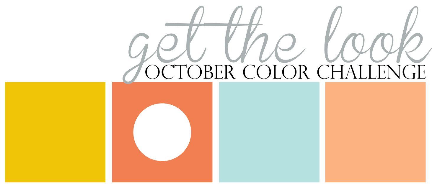 october color challenge