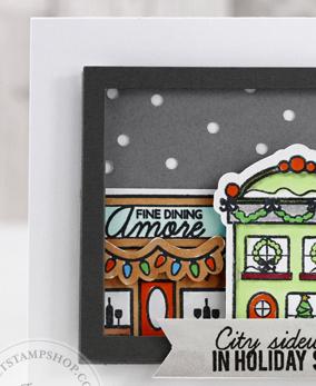 Holiday Town Sweet Stam Shop JustTyra_Sneak