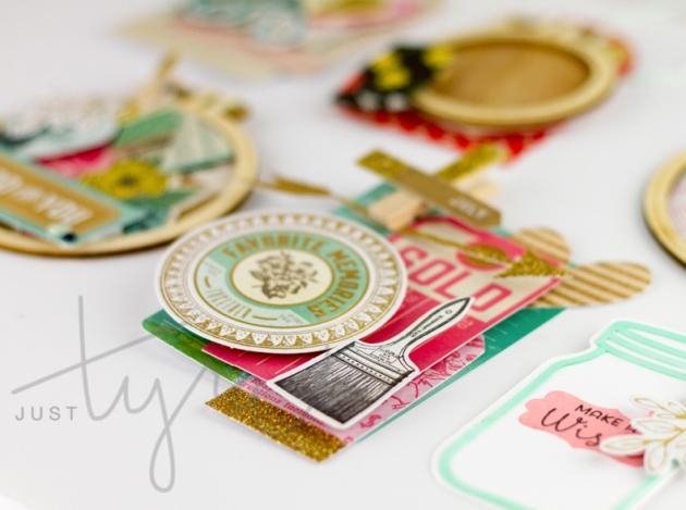 Crate Paper Craft Market Trinkets Blitsy Tyra Babington
