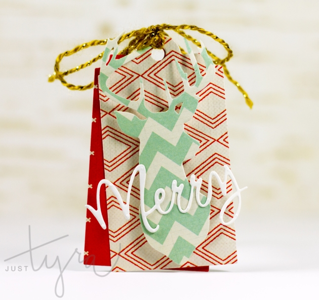 Teal Dear Holiday Tag JustTyra for Blitsy 2015jpg