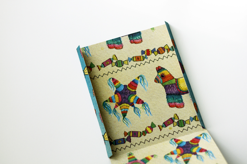Sabor Craftwell Card Pocket Step 4 Tyra Babington