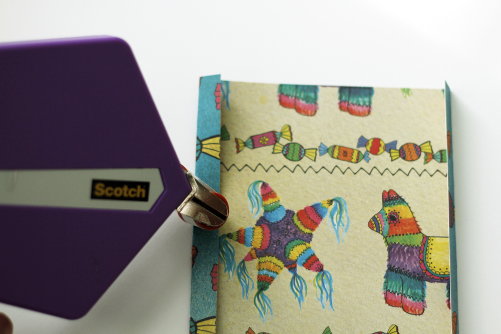 Sabor Craftwell Card Pocket Step 5 Tyra Babington